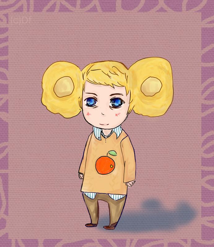 cheburashka by damekkoDark