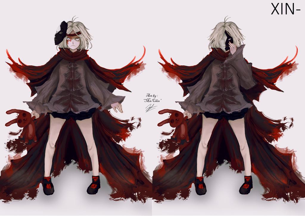 XIN- by MioChin