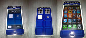 TARDIS IPhone