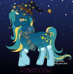 Ravenclaw Pony