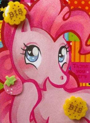 Pinky Pie by Arthay