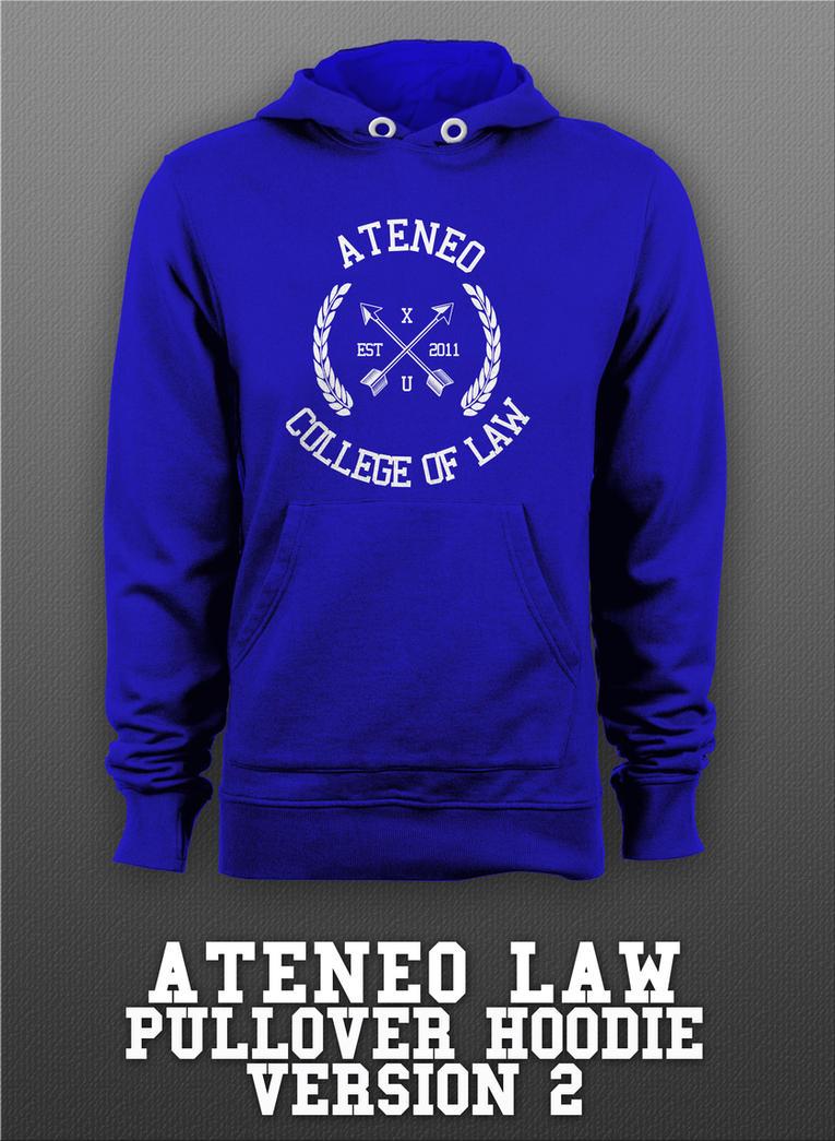 Ateneo de Zamboanga College of Law Hoodie by uncannyNuncertainty