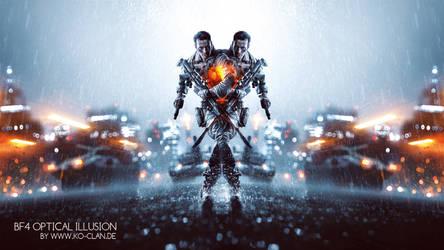 Battlefield 4 Illusion Soldier