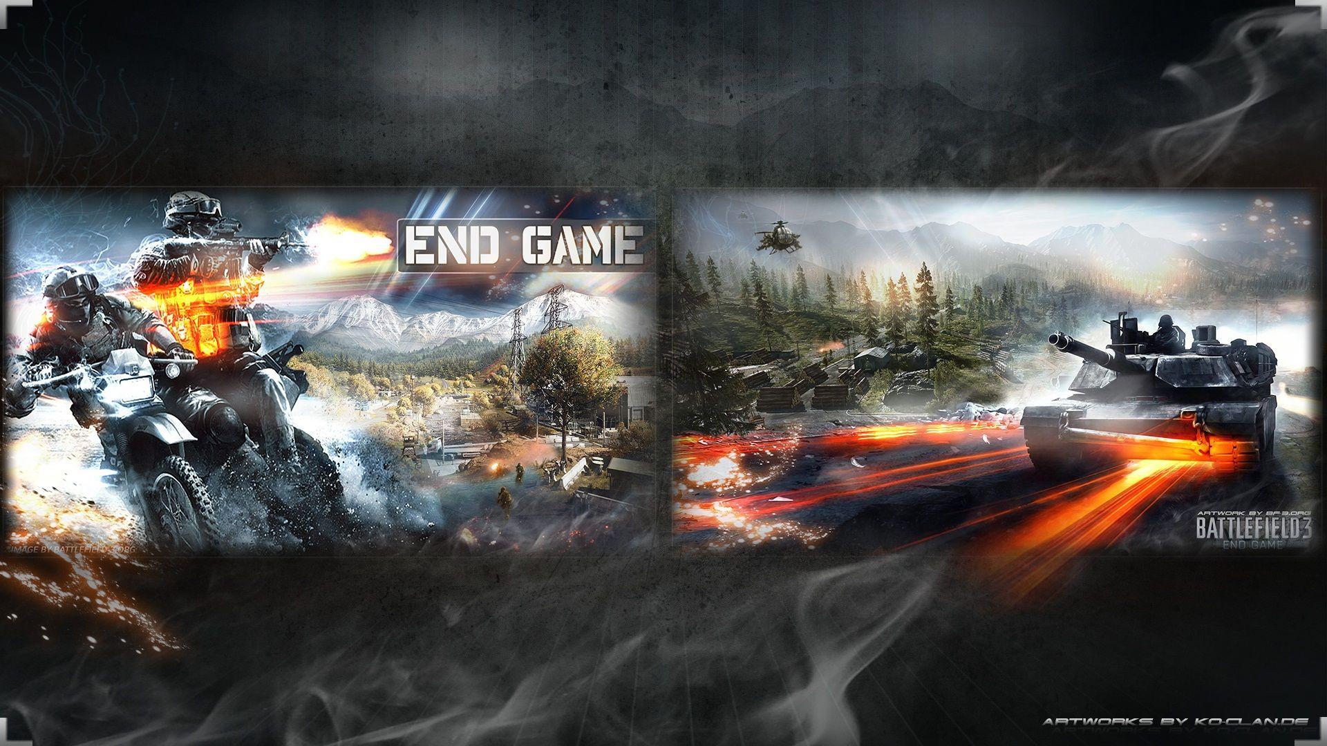 Battlefield 3 End Game by Ko-Clan