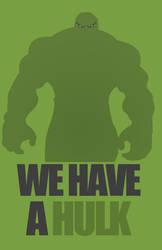 We have a Hulk by Oraku