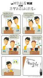 La vraie vie d'un stagiaire #1