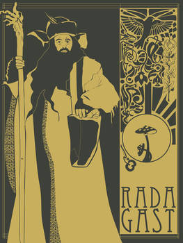 Radagast arts and crafts