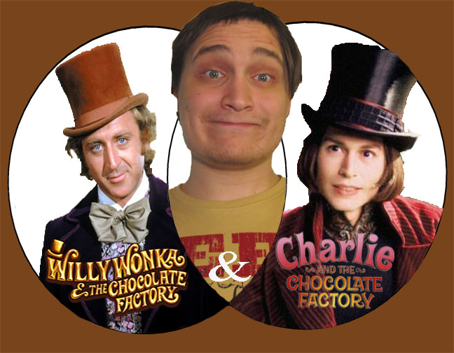 compare and contrast willy wonka and the chocolate factory Mel stuart's lm willy wonka and the chocolate factory the oompa- loompas are   analysis by comparing and cross analyzing the narratives om the lms to the  original  is in contrast to the use of the word transported which expresses their.