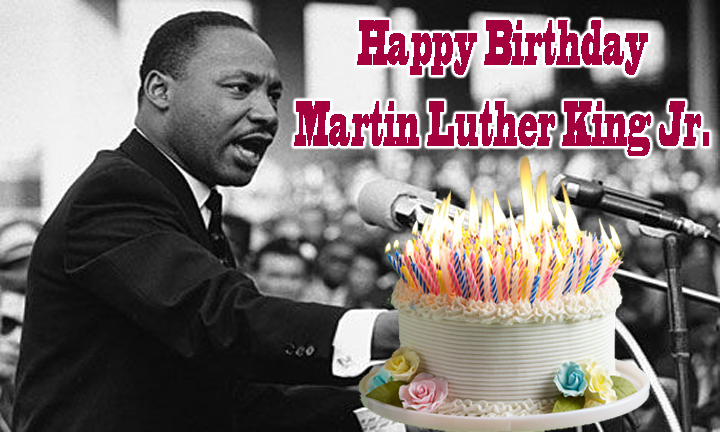 Happy Birthday Martin Luther King Jr. by SB1991 on DeviantArt
