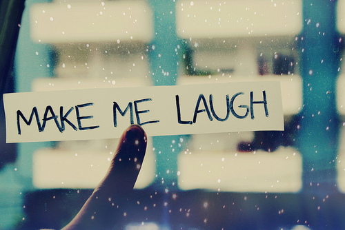 Make me Laugh by ray1089