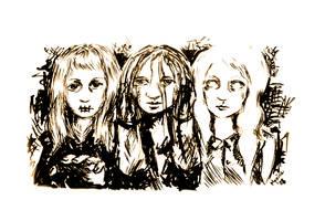 Strange Little Girls