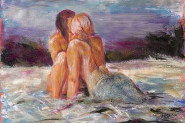 mermaid3 by maxine