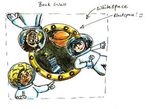 Science Centre Planning Sketch