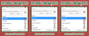 EXO Cursor (Christmas ver)