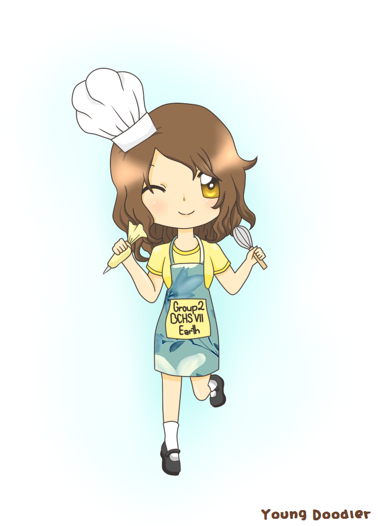 AR:Chibi Pastry Chef by YoungDoodler on DeviantArt