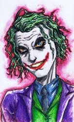 Joker [35c] by JRS-ART