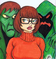 Velma [p1] by JRS-ART
