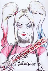 Harley Quinn [46a] by JRS-ART