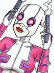 Gwenpool [sc1] by JRS-ART