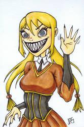 Schoolgirl [46a] by JRS-ART