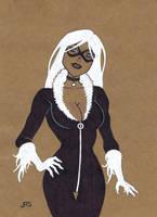Black Cat [57a] by JRS-ART