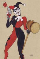 Harley Quinn [58a] by JRS-ART