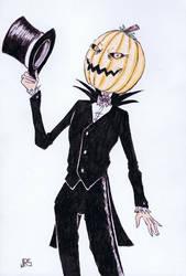 Mr Pumpkin [46a] by JRS-ART