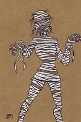 Mummy [46a] by JRS-ART