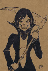 Grim Reaper [46a] by JRS-ART
