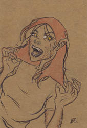 Werewolf [46a] by JRS-ART