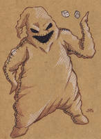 Oogie Boogie by JRS-ART