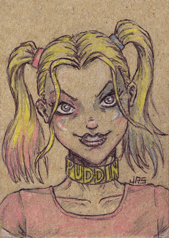 Harley Quinn [sc3] by JRS-ART