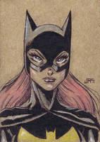 Batgirl [sc1] by JRS-ART