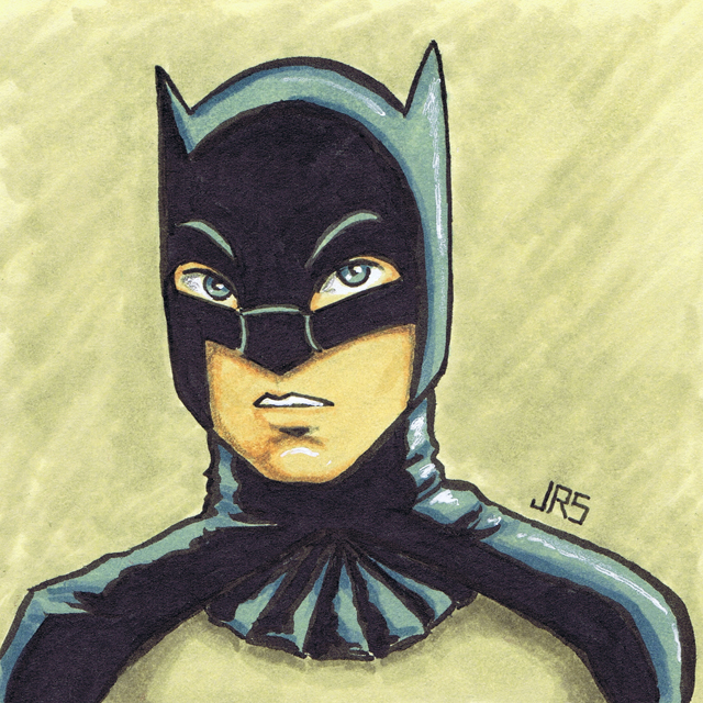 Batman [AW] by JRS-ART