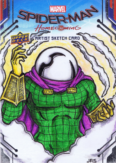 Mysterio by JRS-ART