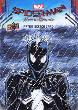 Spider-man Rain