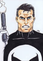 Punisher [sc1] by JRS-ART