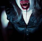 The Vampire Kiss