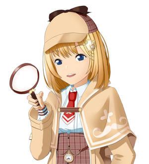 Amelia Watson #1 Detective