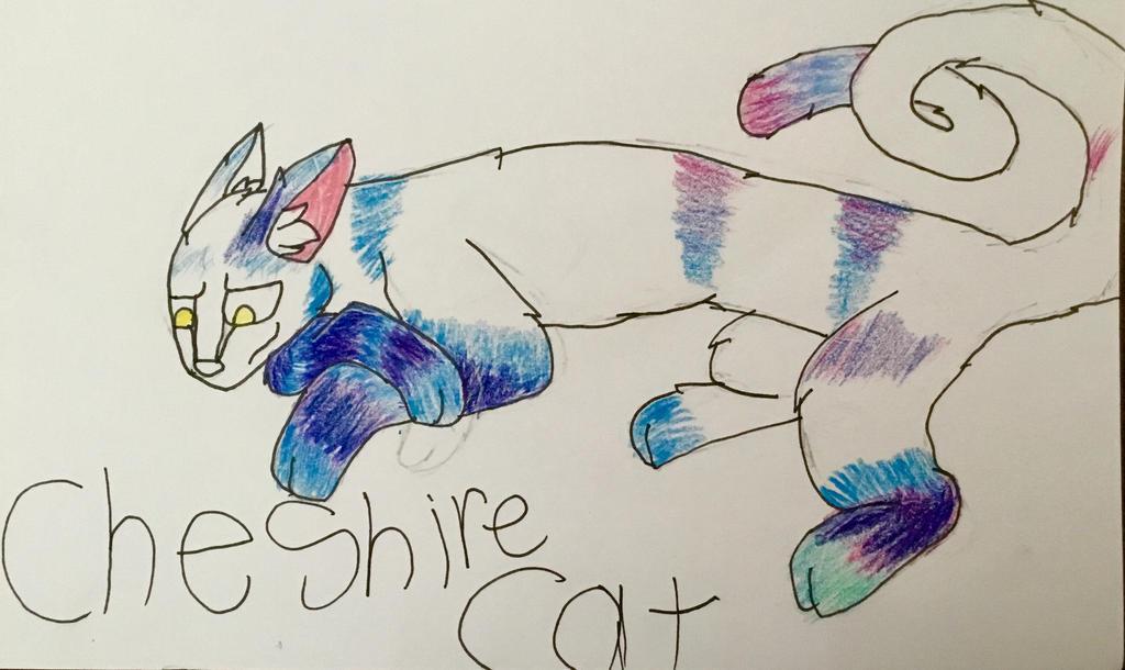 Cheshire cat by xXXThunderstormXXx