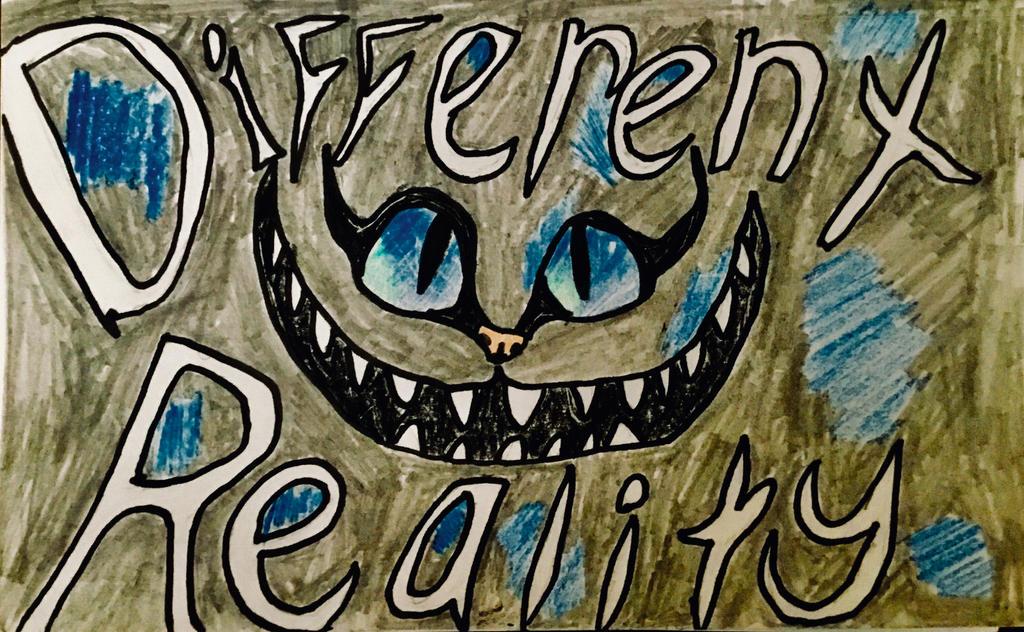 Cheshire grin by xXXThunderstormXXx