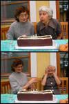 my grandmas' birthday