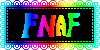 FNAF stamp by candyphonecosplay