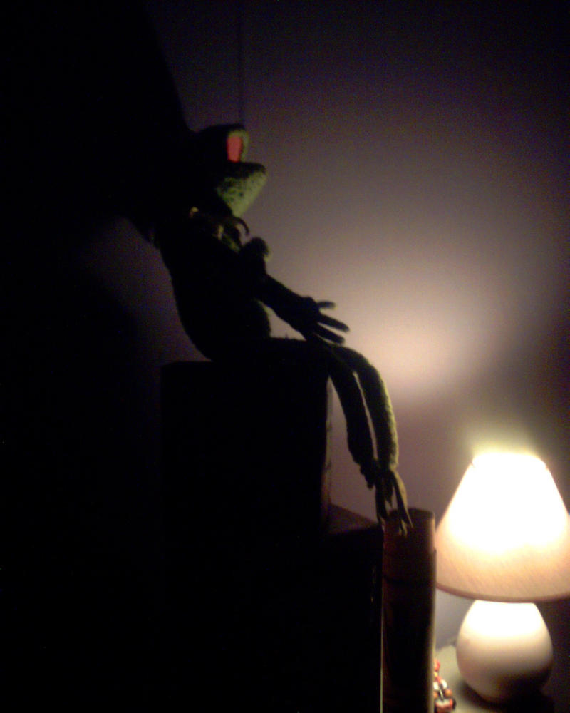 Dark Kermit by strutty