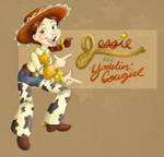 Jessie the Yodelin' Cowgirl