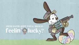 Feelin' Lucky This Easter? by Elera