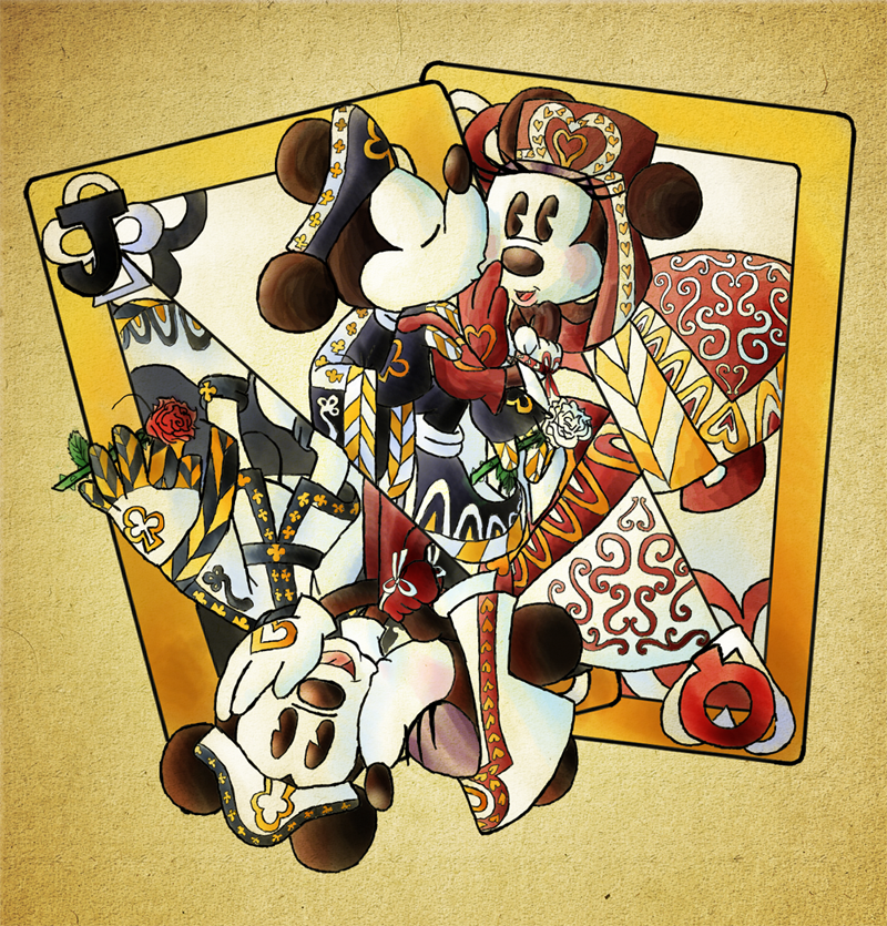 Falling Like a House of Cards by Elera