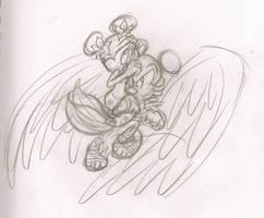 I'll Save Ya, Minnie by Elera