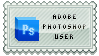Adobe Photoshop User -Stamp- by hixdei-love
