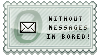 0 Message's -Stamp- by hixdei-love